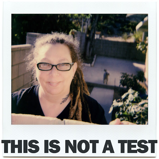 Interview with artist and writer Carol Es - THIS IS NOT A TEST - Michael Phillips talks about books, music, movies, art, culture and truth