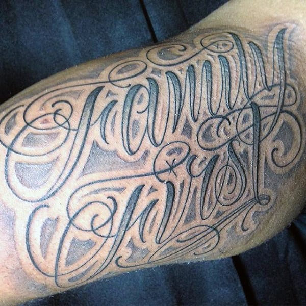 100 Family Tattoos For Men Commemorative Ink Designs Part Two