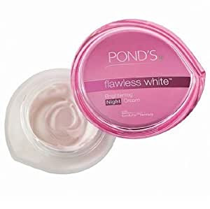 Ponds Flawless White Night Cream, 50g: Amazon.in: Beauty