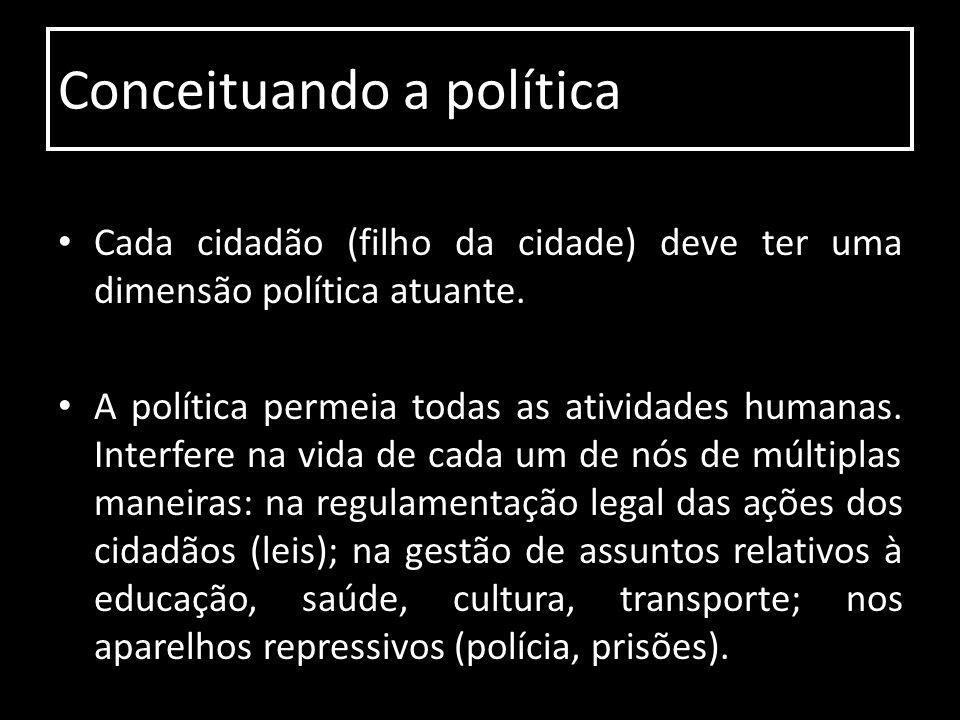 Resultado de imagem para Todo o cidadão tem dimensão política