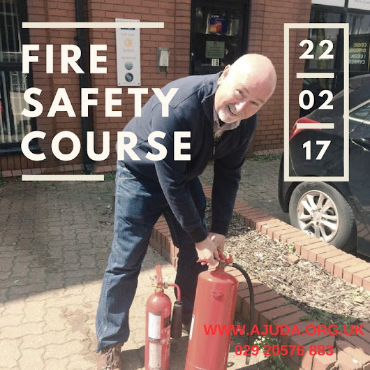 "Ajuda Training on Twitter: ""Having someone on site trained in #FireSafety is integral to any business. Book on our open course this Feb for £75  """