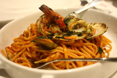 Seafood Linguine