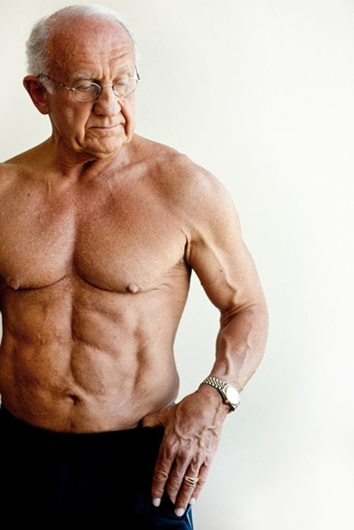 Unbelievable. This Man is 72 Years Old