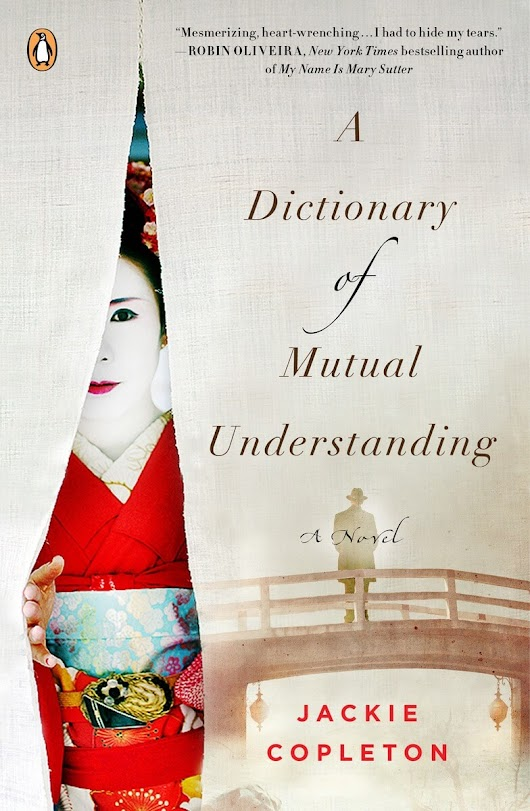 A Dictionary of Mutual Understanding by Jackie Copleton [in Library Journal] | BookDragon