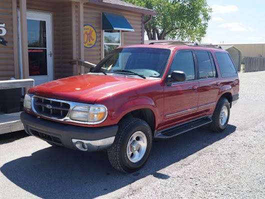 Used 1999 Ford Explorer XLT 4WD for Sale in Derby KS 67037 K-15 Auto Sales