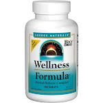 Source Naturals Wellness Formula Tablets - 180 tablets