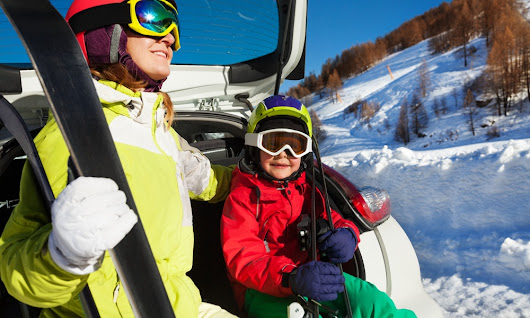 How a Ski/Snowboard Trip Could Benefit Your Family | Miles Away Travel Blog