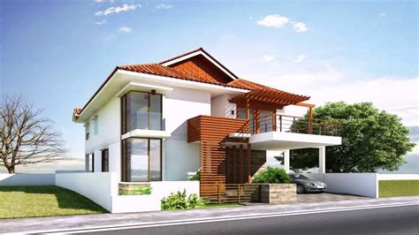simple modern house design  villa designs floor plans
