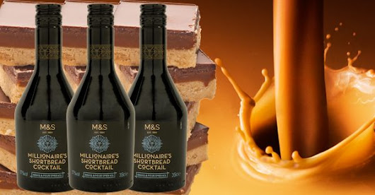 M&S is selling a millionaire's shortbread cocktail in time for Christmas | OK! Magazine