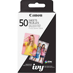 "Canon - ZINK Glossy Photo 2"" x 3"" 50-Count Paper"