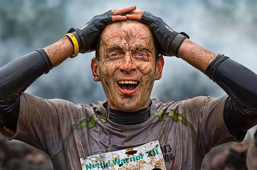 Mud Sweat and Glee by dotcomjohnny