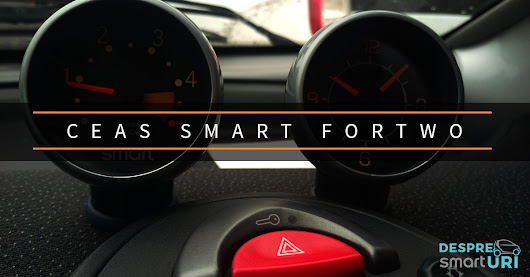 Ceas Smart Fortwo