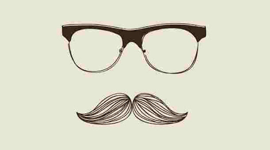 Deck You Face With A Manly Moustache - Movember Is Here!