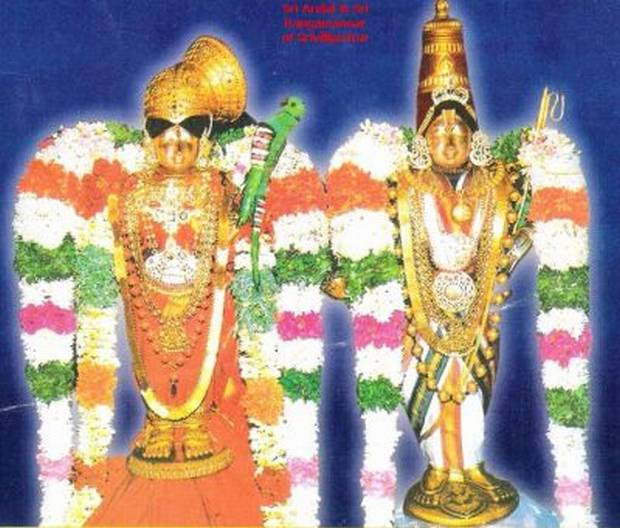 Sri Andal Temple - Srivilliputhur