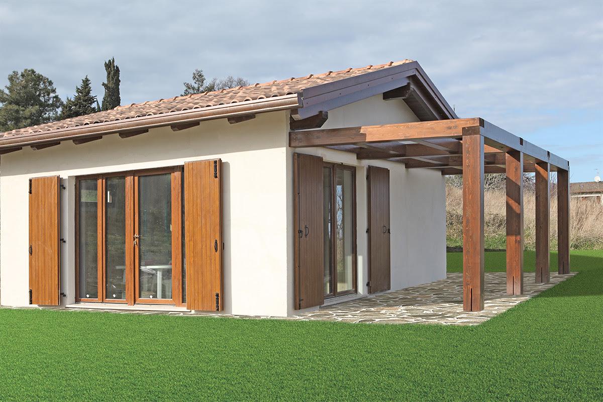 Casa Di Legno Costi prefabbricati in legno 50 mq - capannone prefabbricato