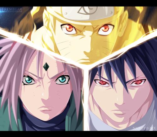 Naruto Squad 7 Wallpaper 1920x1080