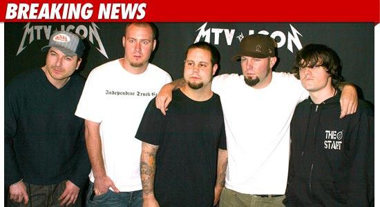Limp Bizkit CD Murder