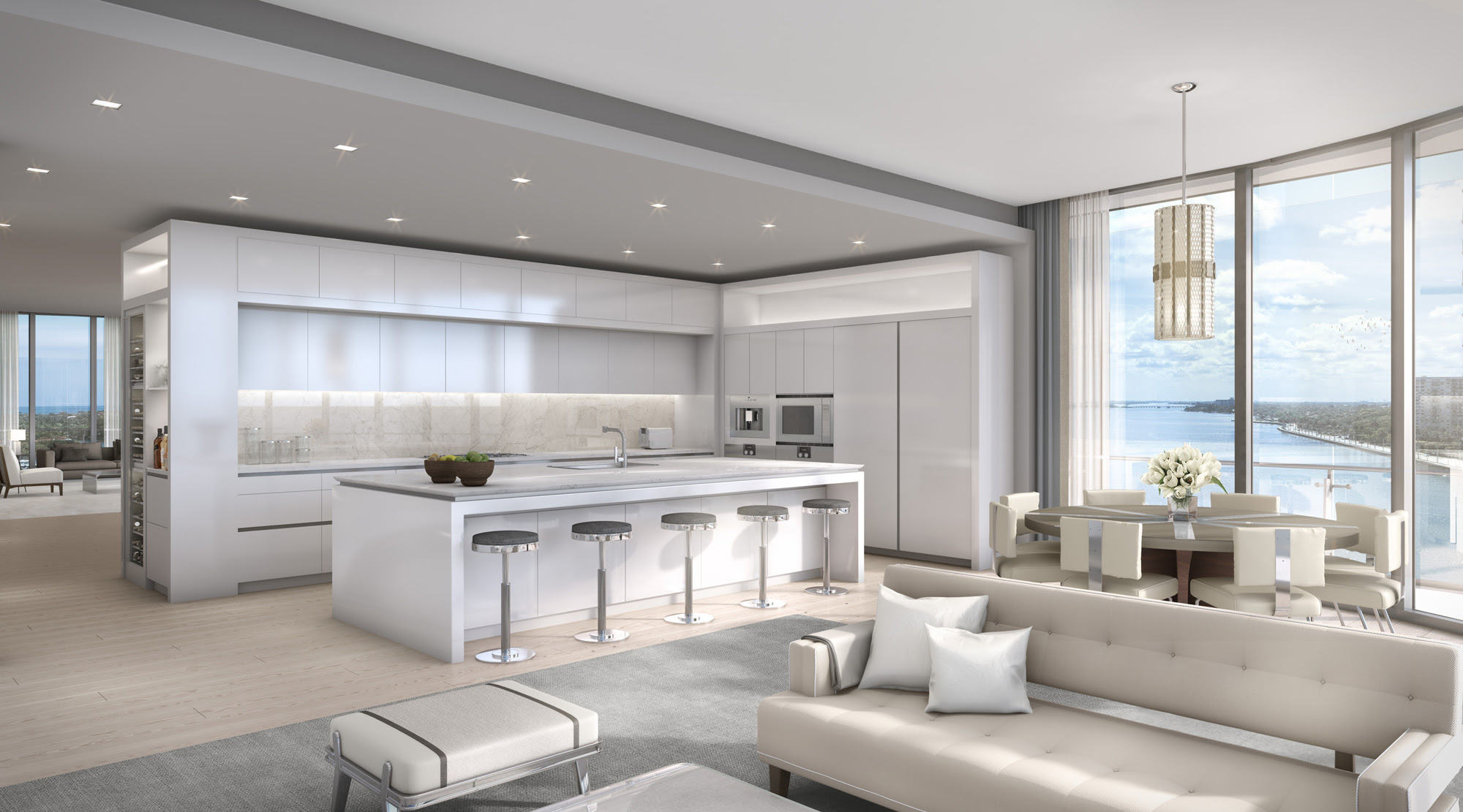 Snaidero USA selected as kitchen cabinets supplier for the ...