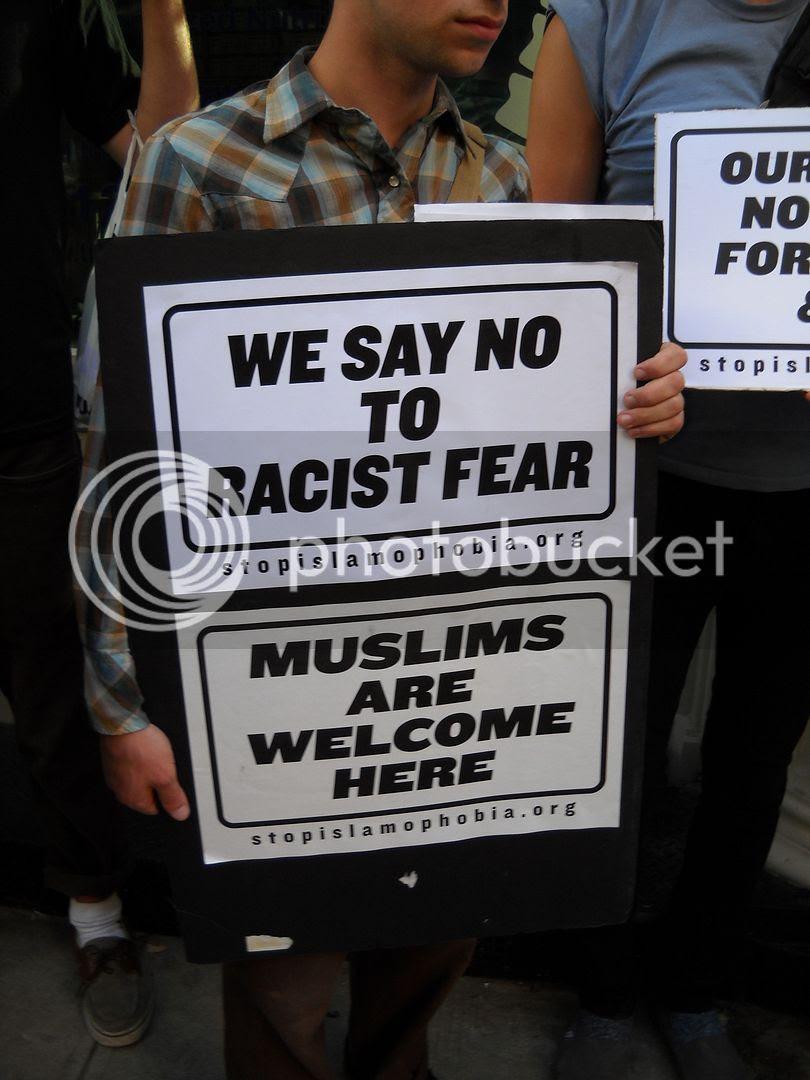 Ground Zero Protests