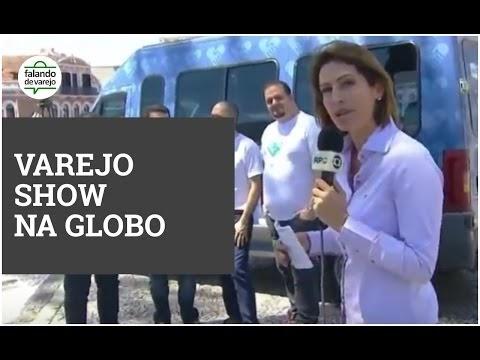 E não é que saímos até mesmo na Globo?