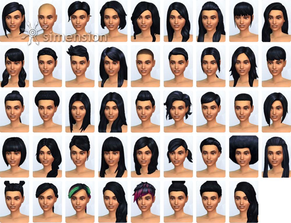 Die Sims 4 Erstelle Einen Sim Cas Megatutorial