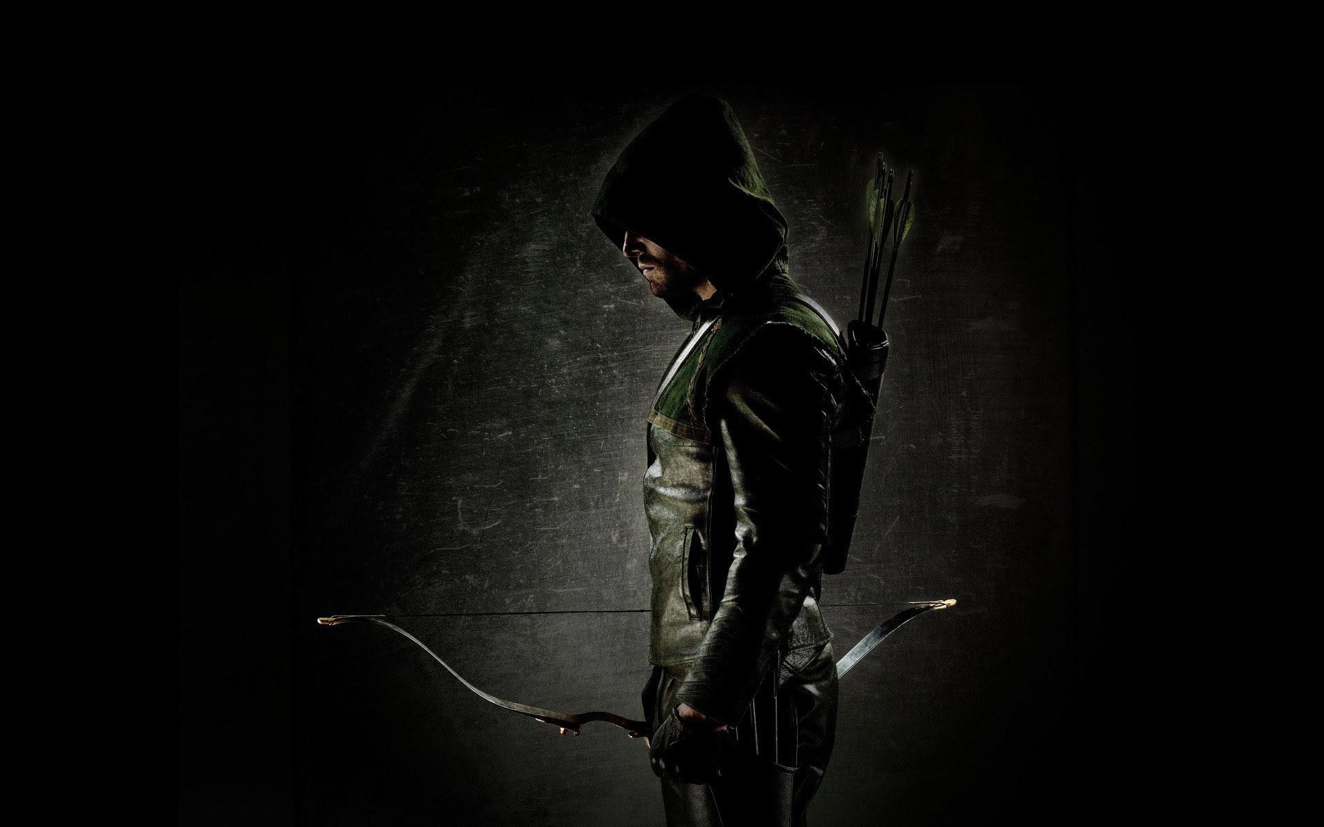 Cool Green Arrow Wallpapers
