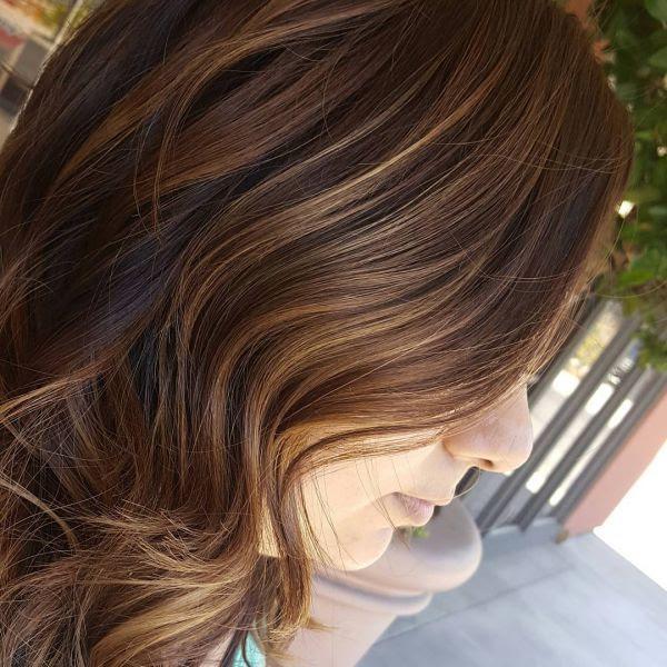 Strähnen Haare Karamellbraune Haare 50 Stilvolle Vorschläge Für