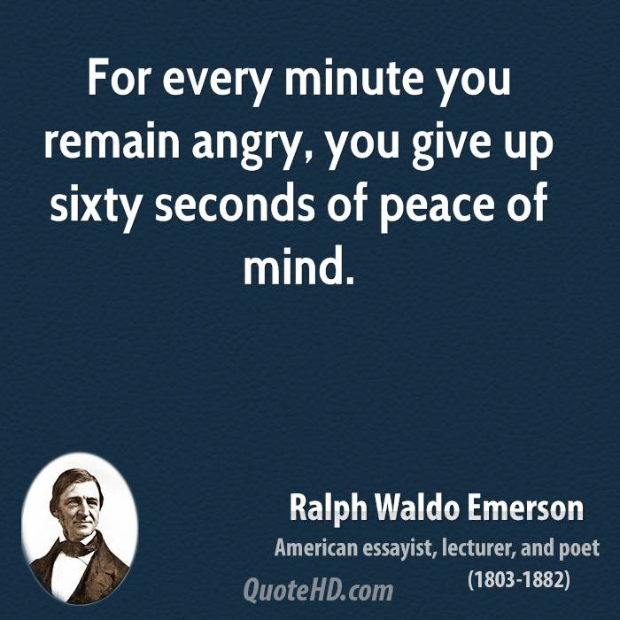 Ralph Waldo Emerson Peace Quotes Quotehd