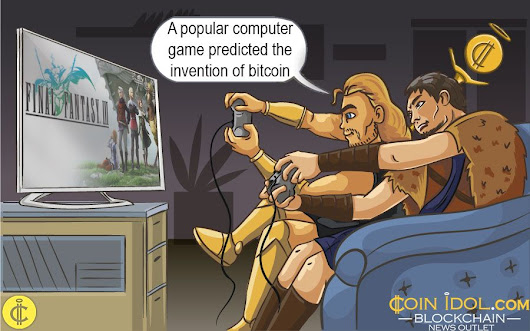 A Popular Computer Game Predicted the Invention of Bitcoin Back in 1990