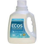 Earth Friendly Ecos Free & Clear Ultra Liquid Detergent, Earth Friendly, Household Cleaners