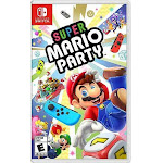 Super Mario Party Nintendo Switch Video Game Sealed
