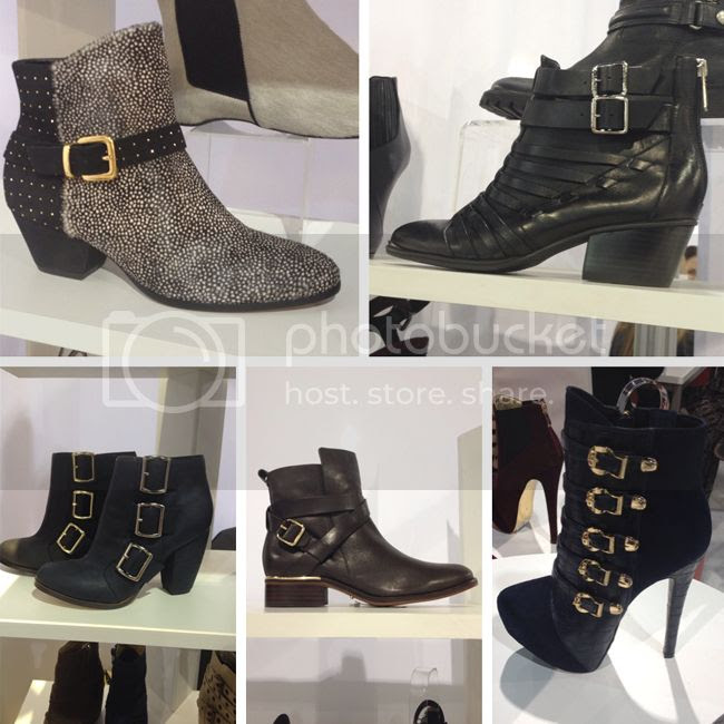 buckled boots trend for fall 2014