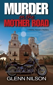 Murder on the Mother Road Cover