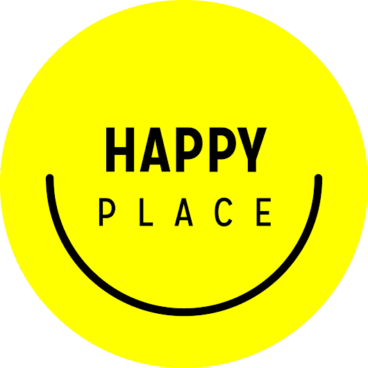 #WEAREHAPPYPLACE — happy place