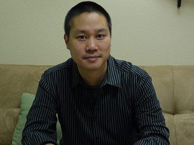 Zappos CEO Tony Hsieh