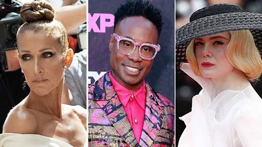 Avatar of Vanity Fair's best dressed: Celine Dion, Billy Porter, Elle Fanning and Jason Momoa top style list