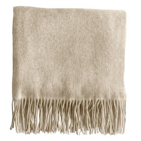[markandgraham] exquisite cashmere throw.