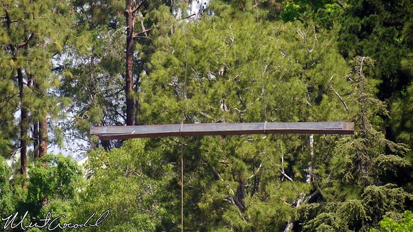 Disneyland, Big Thunder Mountain Railroad, Refurb, Refurbishment