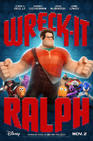 Poster for Wreck-It Ralph 3D