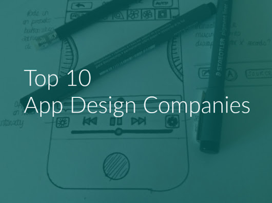 10 Best App Design Companies With Unique Selling Propositions