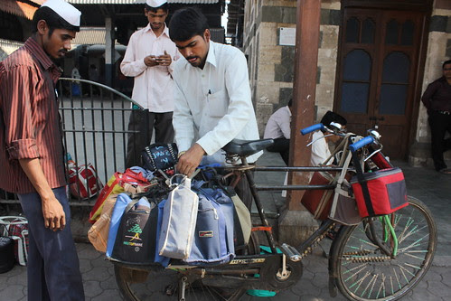 The Dabbawala Handles Food Like You Handle Your Little Baby by firoze shakir photographerno1
