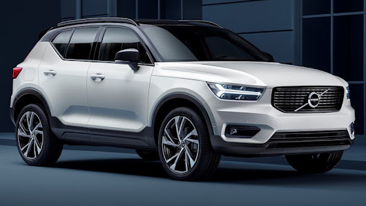 Volvo XC40 crossover revealed | Intersection of style and substance - Autoblog