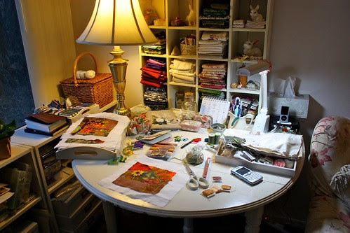 Stitching Table