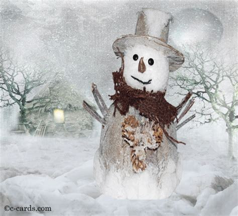 Dancing Frosty. Free Thank You eCards, Greeting Cards