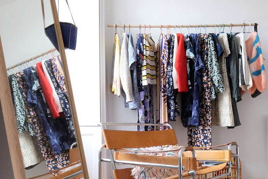 How To Create a Clothes Closet Out of Thin Air