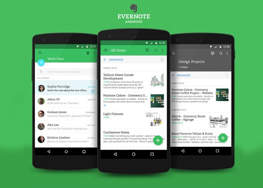 5 Alternativas a Evernote para maximizar tu productividad