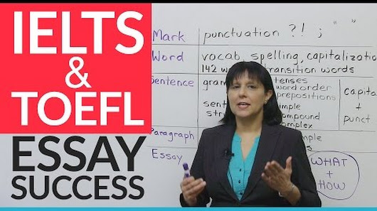 money and success toefl essay Learn the keys to ielts & toefl essay success success at essay writing depends on you english vocabulary – how to talk about money toefl or ielts.