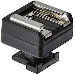 Jjc Msa-1 Canon Camcorder Mini Hot To Universal Shoe Adapter