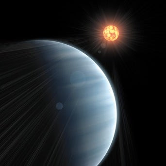 Super-Earth GJ 1214 b