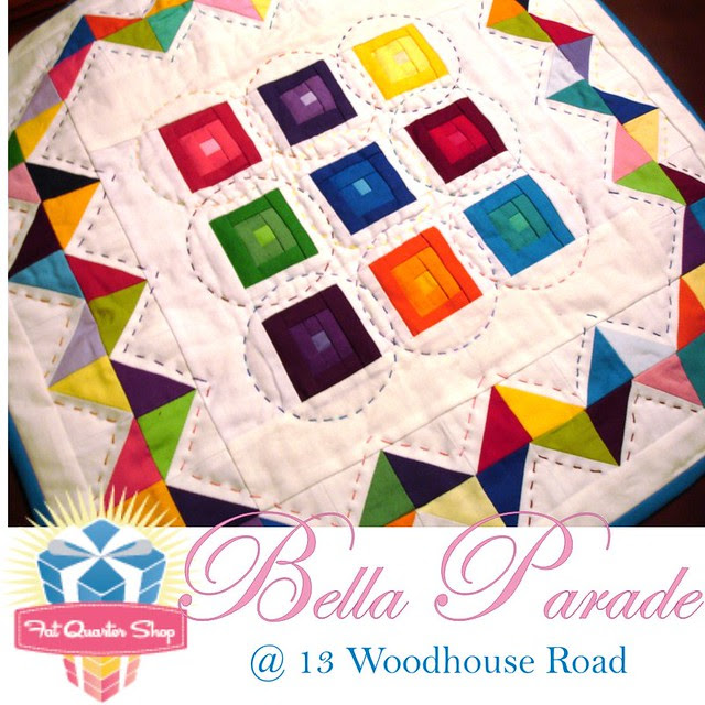 Fat Quarter Shop Bella Parade